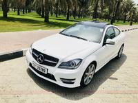 Mercedes-Benz C-Class 2013 Mercedes C350 coupe low mailege full option p...