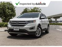 Ford Edge 2016 Inspected car | 2016 Ford Edge Sel 2.0L | War...