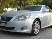 لكزس سلسلة-IS 2007 Lady driven Lexus IS300 GCC specs