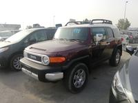 Toyota FJ Cruiser 2007 Fj 2007 maroon usa fresh import super clean, ...