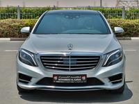 Mercedes-Benz S-Class 2015 MERCEDES S400 2015 G.C.C FULL OPTION ORIGINAL...