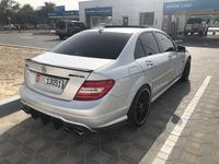 Mercedes-Benz C-Class 2012 Mercedes C63 2012 p31 package