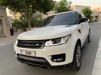 Land Rover Range Rover Sport 2014 GCC Range rover Supercharged V8 2014, warrant...