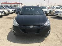 هيونداي تاسكون 2013 Hyundai tucson 2013 balck color GCC calen car