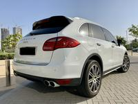 بورشه كايان 2012 2012 White Cayenne 3.6L, Espresso Brown Inter...