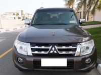Mitsubishi Pajero 2014 2014 Top Loaded 3.5L GCC Pajero,Full Agency M...