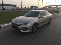 Honda Accord 2017 Honda Accord Top Of The Range 2017 Gcc Spec L...