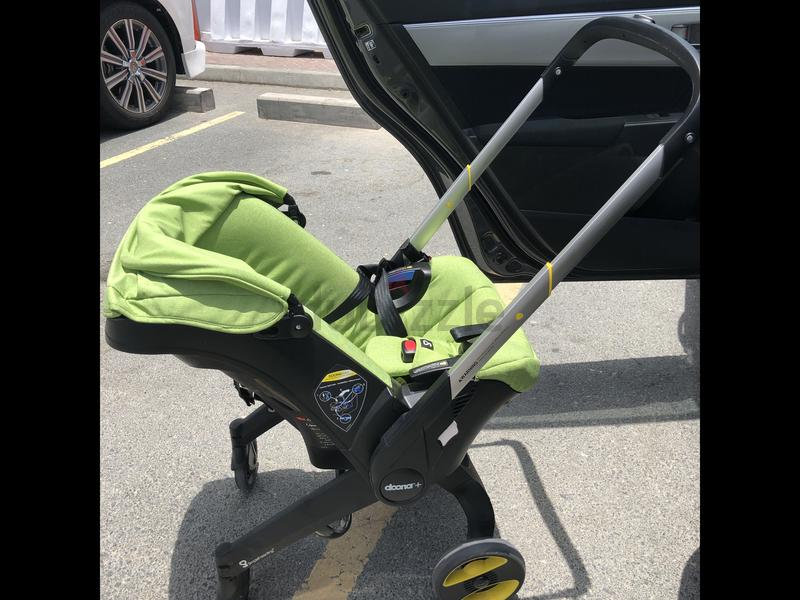Doona Stroller And Car Seat 2 In 1