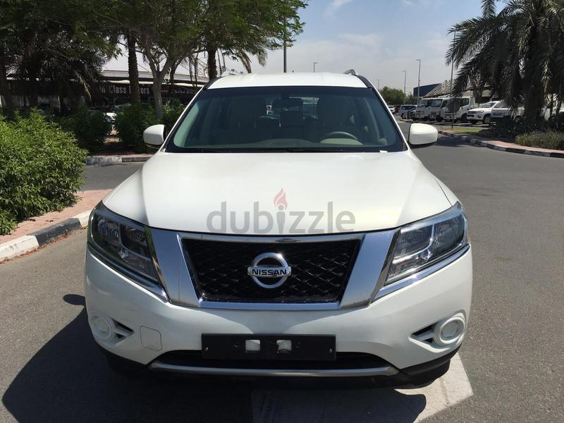 NISSAN PATHFINDER 2014 FULLY AGENCY SERVES IN PERFECT CONDITION