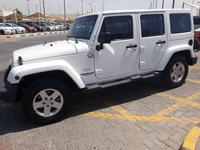 Jeep Wrangler 2012 JEEP WRANGLER GCC 1ST OWNER. MUST SEE TO APPR...
