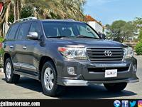 Toyota Land Cruiser 2013 GCC - TOYOTA LAND CRUISER - GXR - 2013 - V6 -...