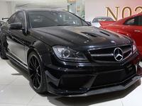 Mercedes-Benz C-Class 2013 Mercedes Benz C 63 Black Series