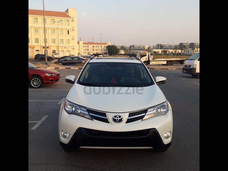 TOYOTA RAV4 2013 US SPEC NEW SHAPE FULL OPTION LOW MILLAGE CAR