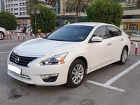 نيسان التيما 2015 Nissan Altima 2015 model GCC