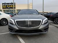 مرسيدس بنز الفئة-S 2014 CLEAN TITLE 4-MATIC S-550 2014 METALLIC GRAY ...
