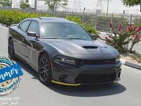دودج تشارجر 2019 2019 Dodge Charger Scatpack, 6.4L V8 GCC, 0km...