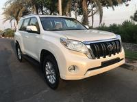 Toyota Prado 2017 Toyoto prado 4.0 v6 under dealer warranty