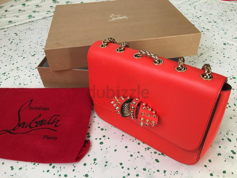 Christian Louboutin Sweet Charity Shoulder Bag